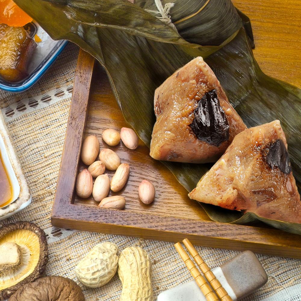 小肉粽-傳統(50粒/包)