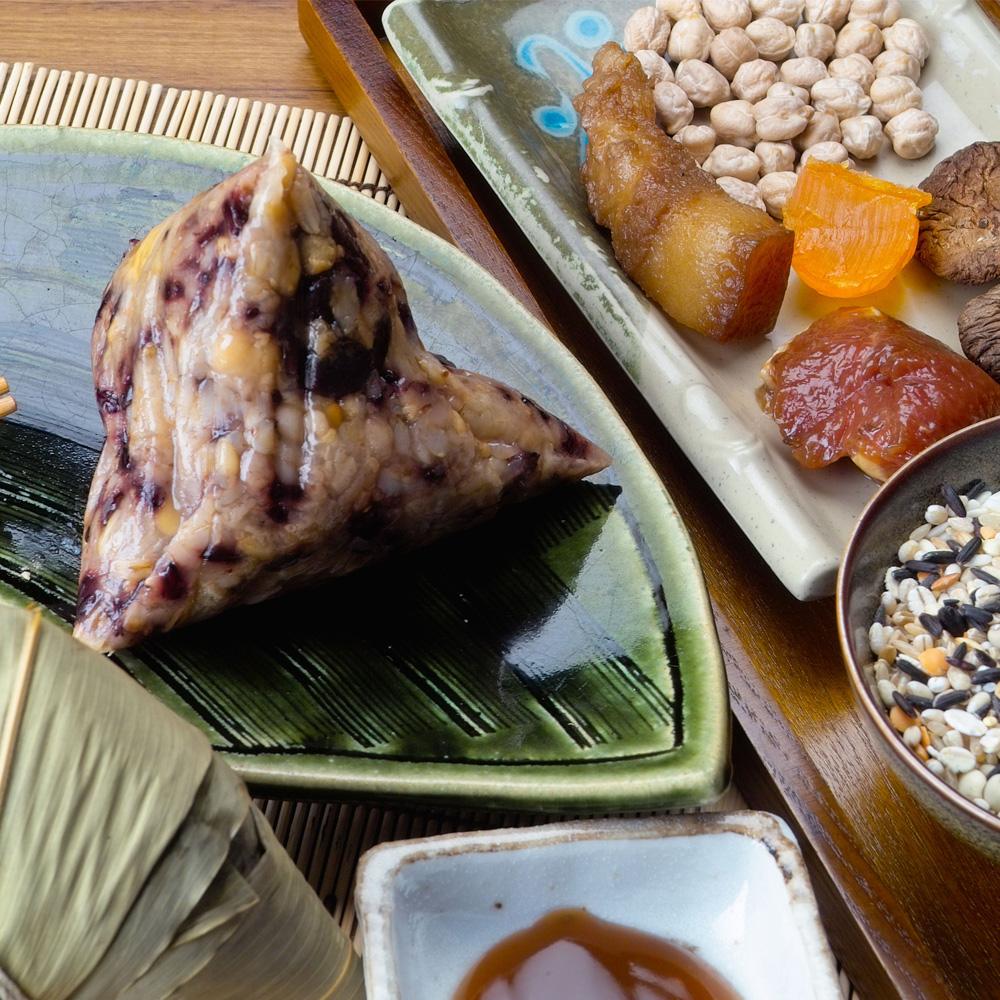 五穀肉粽-養生(20顆/包)
